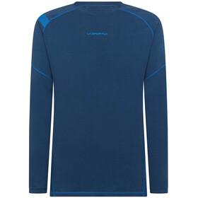 La Sportiva Future Camiseta de manga larga Hombre, opal/neptune